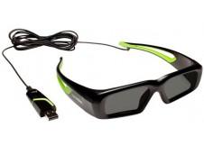 3D Akiniai NVIDIA / 3D VISION