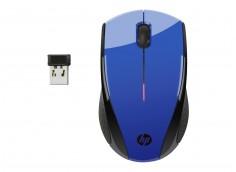HP X3000 BLUE belaidė pelė
