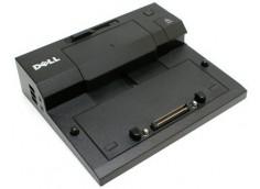 E-Port USB 3.0 išplėtimų stotelė Latitude E-series su 90W įkrovikliu